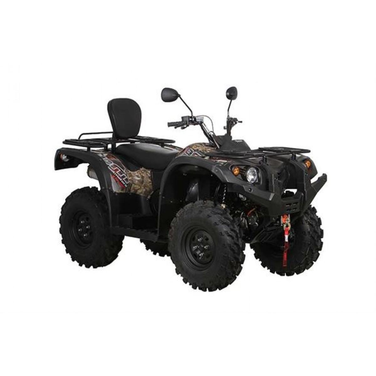 Baltmotors Striker 500 EFI Camo Квадроцикл  двухместный
