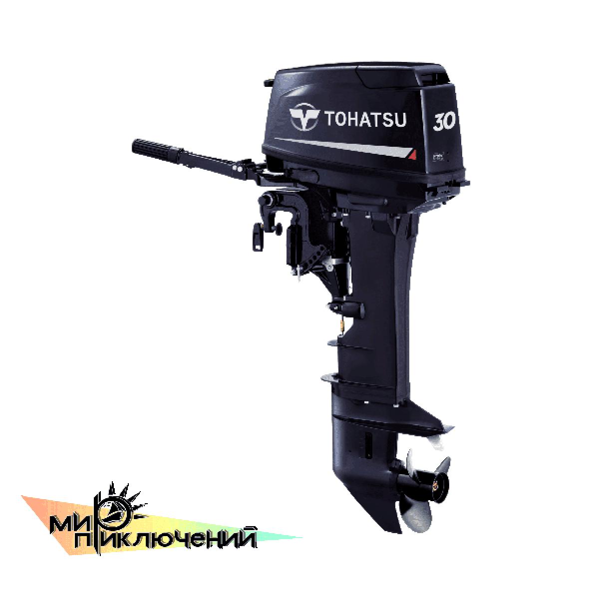 Tohatsu M 30H EPS  2-тактный Лодочный мотор