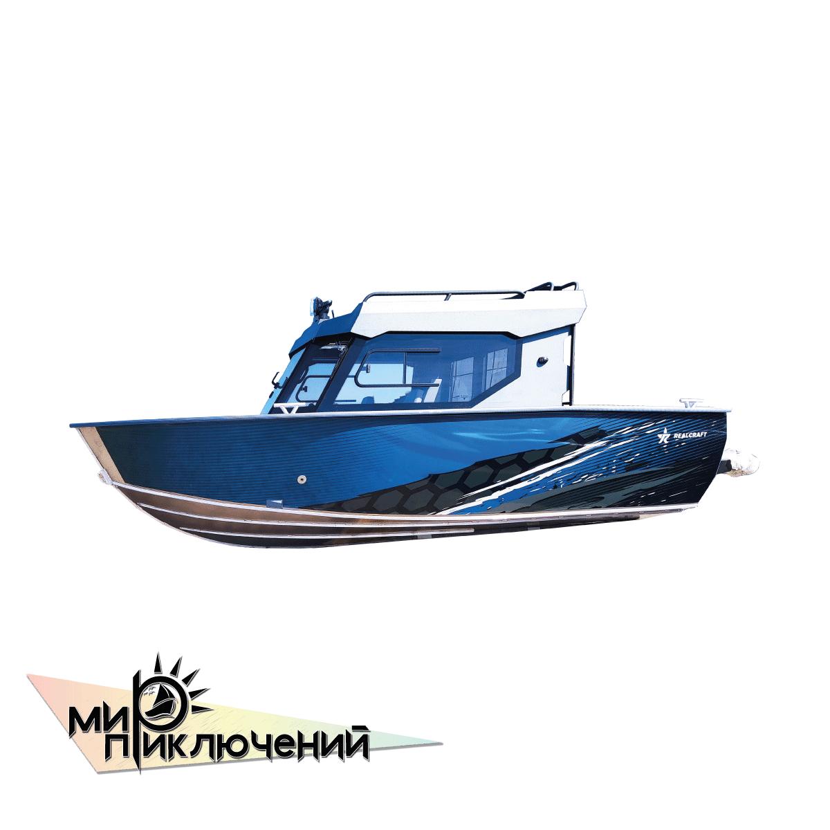 Моторная лодка RealCraft   600  Cabin